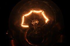 Light bulb elements Royalty Free Stock Photo