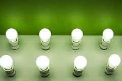 Light bulb - Environment Concept Stock Photos