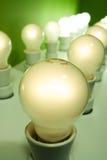 Light bulb - Environment Concept Stock Photography