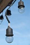 Light bulb h Stock Images
