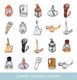 Light Bulb icon - vector illustration. Stock Photo