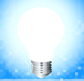 A light bulb Royalty Free Stock Images