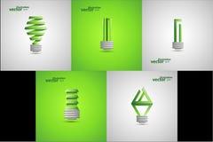 Light Bulb Illustration Stock Image