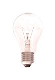 Light bulb isolated Royalty Free Stock Photo