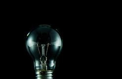 Light bulb. royalty free stock images