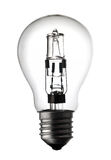 Light bulb isolated. Stock Photography