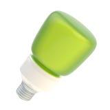 Light bulb isolated Stock Photo