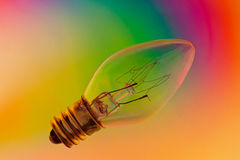 Light Bulb Macro Royalty Free Stock Photo