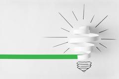 Light Bulb. Royalty Free Stock Photo