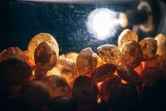 Light Bulb Turned on Royalty Free Stock Photo