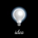 Light bulb Royalty Free Stock Photo