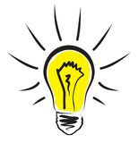 Light bulb Stock Photos