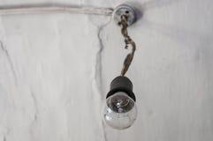 Light bulb. Royalty Free Stock Image