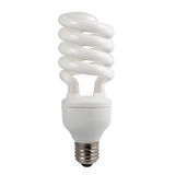 Light bulb on white background. In  format Royalty Free Stock Image