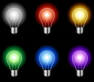 Light bulbs. Stock Image