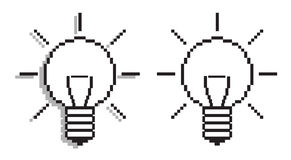 Light-bulbs Royalty Free Stock Images