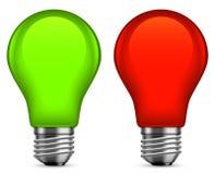 Light bulbs. Royalty Free Stock Image