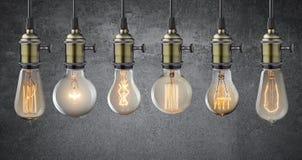 Free Light Bulbs Royalty Free Stock Photos - 82376048