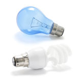 Light Bulbs Royalty Free Stock Photography