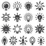 Light bulbs. stock illustration