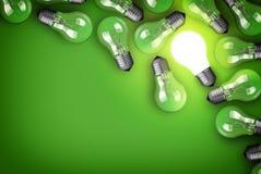 Light bulbs Royalty Free Stock Photo