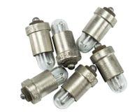 Light bulbs, isolated Stock Image