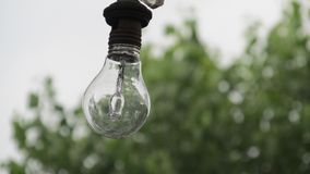 My Light Bulbs - Outdoor! royalty free stock photos