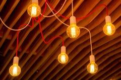 Light bulbs Royalty Free Stock Photos