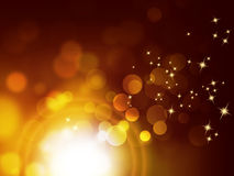 Light burst - sparkle background Stock Image