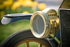 Light Car Royalty Free Stock Image