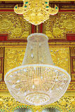 Light on ceiling Royalty Free Stock Image
