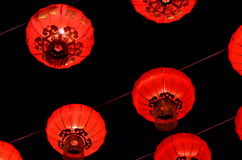 China Lamp Royalty Free Stock Photography