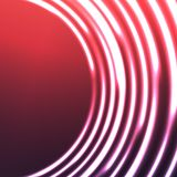 Light Circles Abstract Background. Vector Astral Royalty Free Stock Photography
