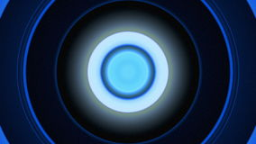 Light Circles Blue. A dynamic colorful motion background stock illustration