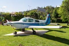Light Class Aircraft Royalty Free Stock Image