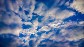 Light clouds Stock Image