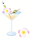 Light cocktail Stock Photography
