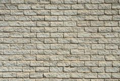 Light colored brick wall Stock Photography