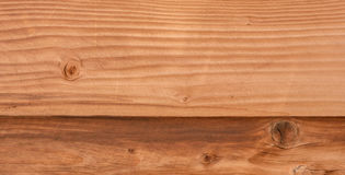 Light colored wood planks from fence Royalty Free Stock Images