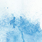 Light colorful watercolor stains. Royalty Free Stock Photos