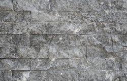 Light coloured tiled granite wall Stock Photography