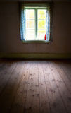 Light coming through window Royalty Free Stock Photography