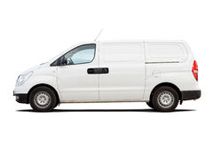 Light commercial vehicle Royalty Free Stock Photos