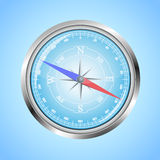Light compass Stock Images