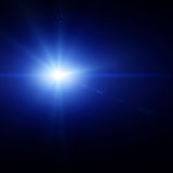 Light. concert. Lighting against a dark background ilustration Stock Images