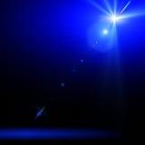 Light concert. Light. concert lighting against a dark background ilustration Royalty Free Stock Photography