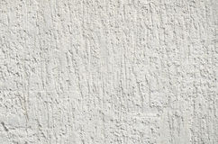 Light concrete wall with cracks royalty free stock photos