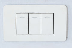 Light control switch Stock Image