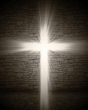 Light cross Stock Photos