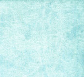 Light cyan color leather pattern. Royalty Free Stock Image